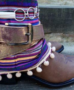 botas cowboy customizadas Ibiza