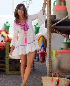 Vestido ibicenco Mytenida Ibiza Trendy Fioroni