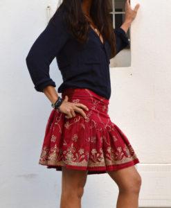 mini-falda-india-roja-boho-chic-ibiza