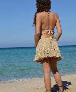 Falda crochet Nice Crochet boho chic Ibiza