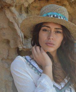 Sombrero paja Ibiza