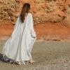 Kimono oversize flecos moda Ibicenca online Tony Bonet