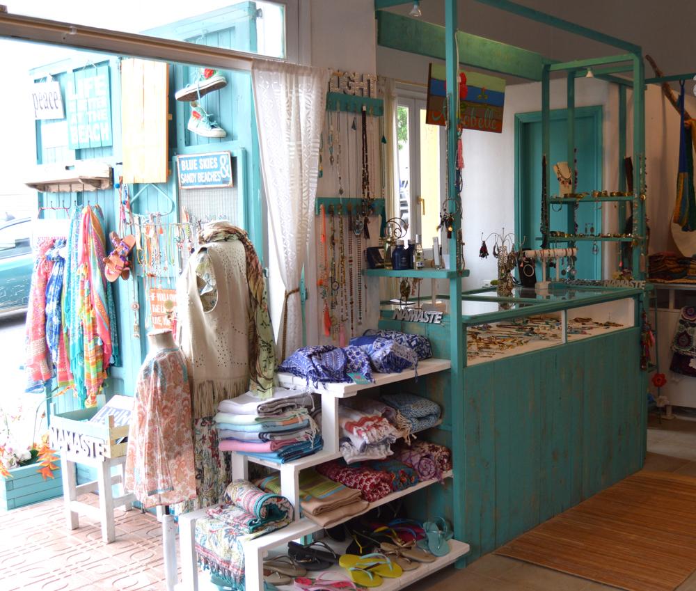 Aurobelle bohemian Ibiza tunics shop