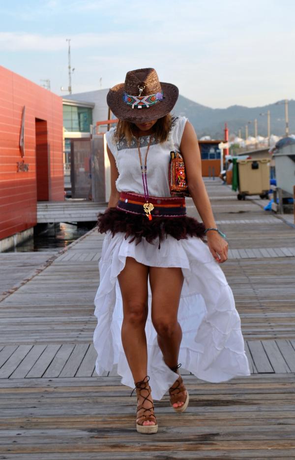 Sombrero Ibiza Trendy