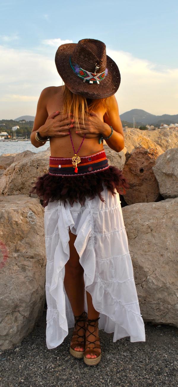 sandalia cuña Mon Amour Ibiza