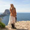 FAlda ibicenca asimetrica top punto Ibiza judit