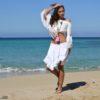 Falda ibicenca adlib bluson corto Tony Bonet Ibiza
