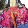 Free-Love-gyspy-skirt-from-Ibiza-fucshia-510×600-1