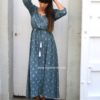 Pasley dress in grey boho chic Ibiza Trendy 2017