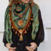 Izuskan boho chic scarf form Ibiza Trendy