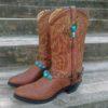 botas cowgirl decoracion turquesa Gems ibiza trendy