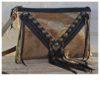 envelope bag in gold ibiza trendy