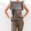 top tul leopardo las dalias ibiza