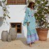 Detalle vestido megan boho chic ibiza