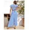boho long dress ibiza