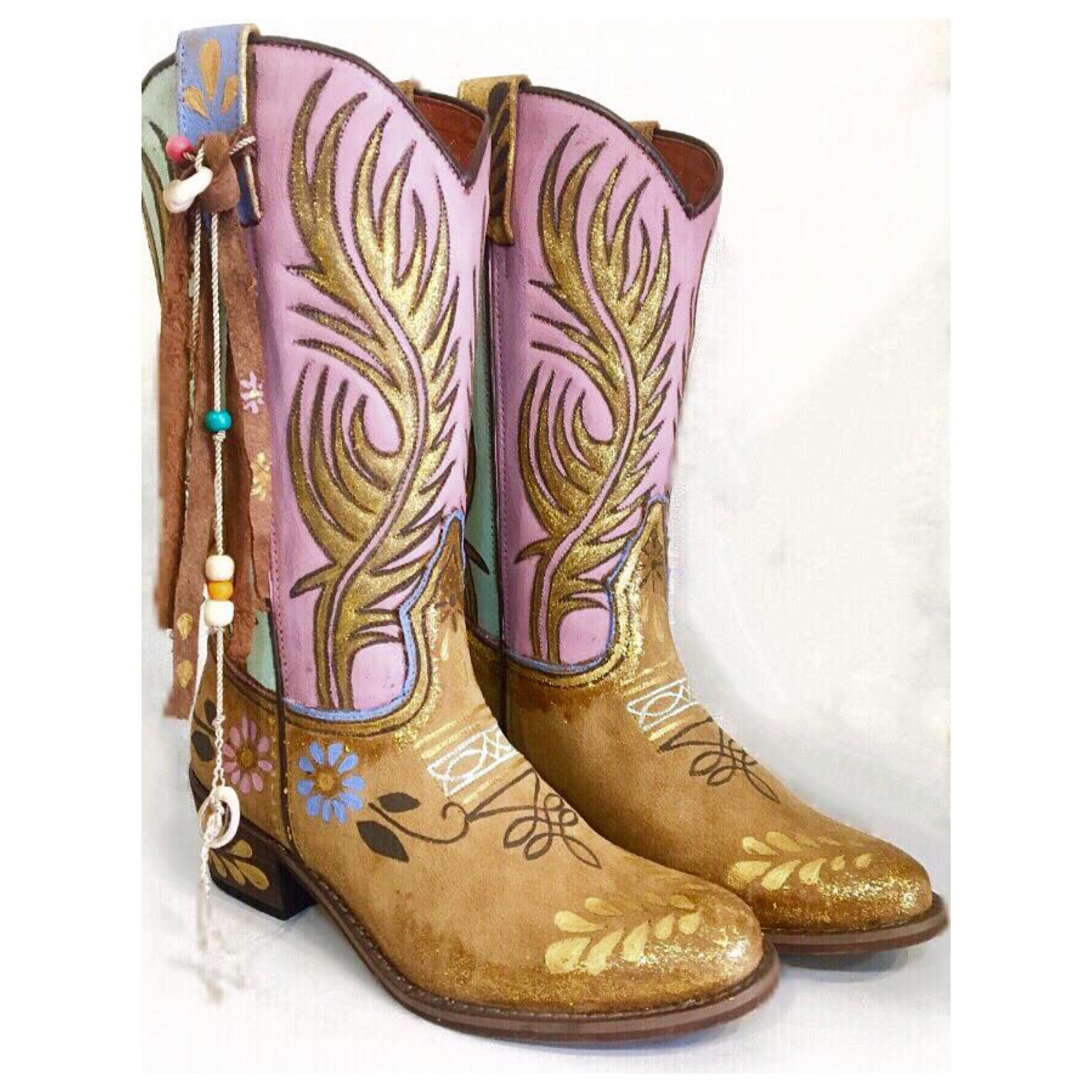 e5e7a61e409 [:es]Botas Plumas [:en]Feather boots [:]
