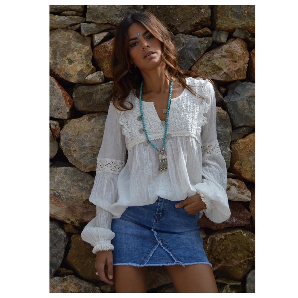 2c09241451 Fioroni Lace blouse – Ibiza Trendy   Tienda online   Online store