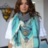Green sea foulard by izuskan ibiza