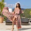 sarah k print vintage flowers Free Love Ibiza Trendy