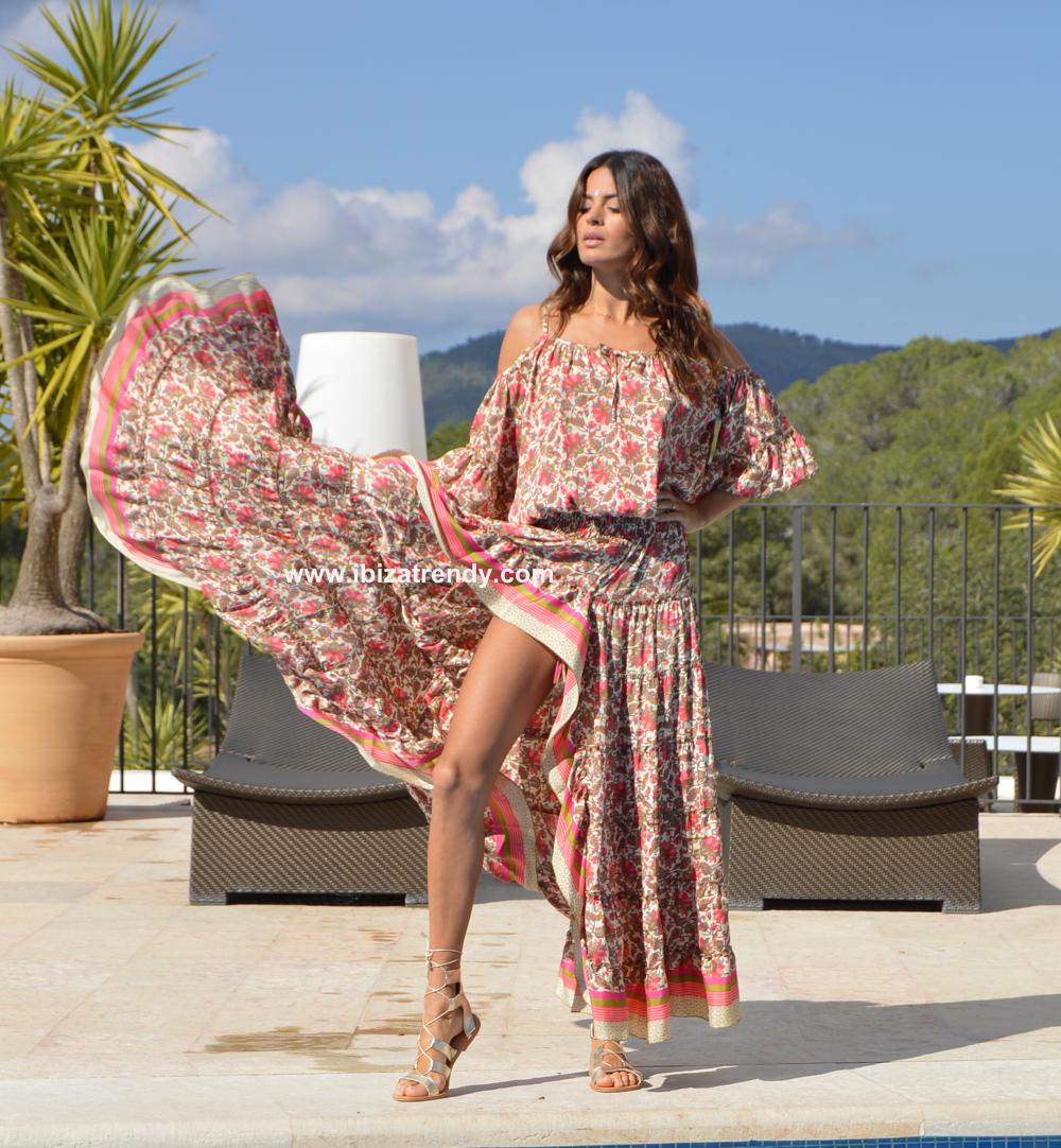 e42f7dddd4d6d Sara K asymmetrical dress – Ibiza Trendy | Tienda online | Online store