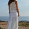 falda top puntillas linnea ibiza boho chic