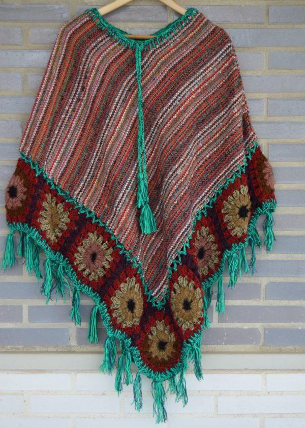poncho lana ganchillo ibiza 235