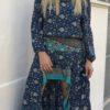 vestido blue nights judit