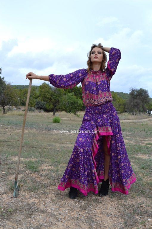 vestido free winter lila ibiza trendy