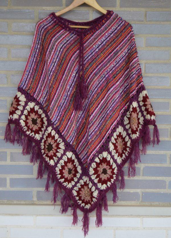 woolen poncho ibiza trendy 325