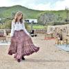 falda-flores-burdeos-rojo-ibiza-trendy