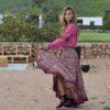 falda plum free love ibiza