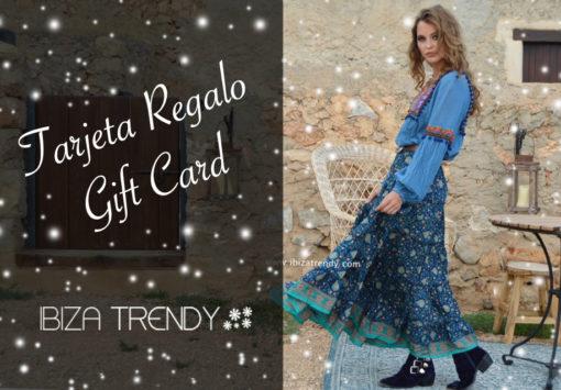 GIFT CARD IBIZA TRENDY