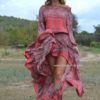vestido free winter rose ibiza trendy boho chic