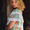 Detalle vestido Butterfly ibiza trendy boho