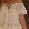 detalle blusa boho chic fioroni collection ibiza trendy
