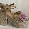 sandalias tacon crochet rosa lola guarch ibiza trendy