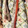 sequins kimono by izuskan ibiza